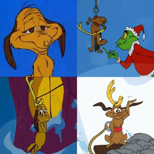 Fan Art of Dr. Seuss' How the Grinch Stole Christmas! for fans of Christmas.