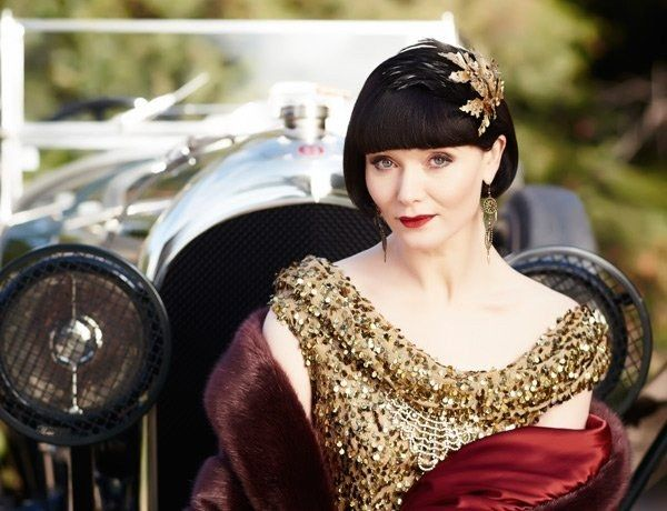 Phryne forever. | 18 Reasons Phryne Fisher Is The Badass TV Detective You Need In Your Life