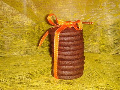 A kekszek Éjkirálynője: csokoládés sablé Viennois