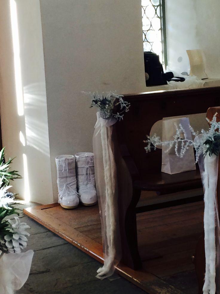 Winter- Hochzeit
