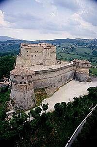La Rocca di San Leo | San Leo Castle