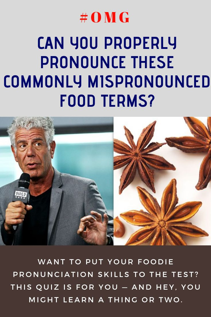 Can you properly pronounce these commonly mispronounced
