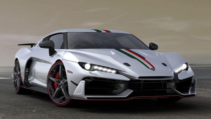 E' stata presentata al salone di Ginevra la Zerouno, una nuova supercar tutta italiana creata dalla Italdesign Automobili Speciali