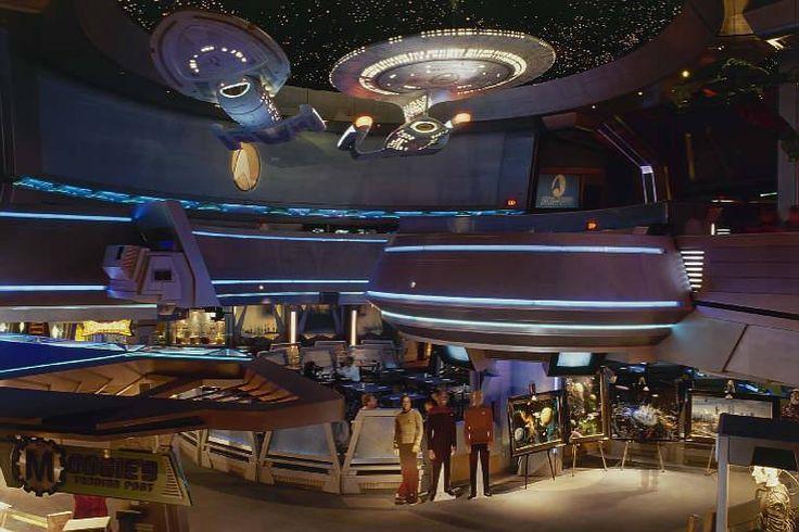 Star Trek Experience in Las Vegas was something to see.