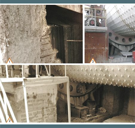 CEMENT MILL FOUNDATION