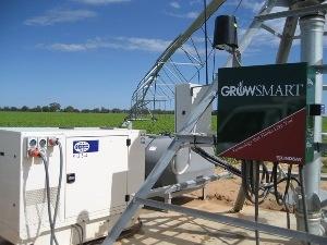 Zimmatic Pivots 2012 Project | Team Irrigation
