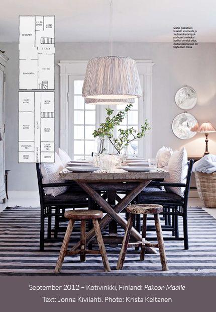 17 best images about spisestuen on pinterest industrial eames and scandinavian windows. Black Bedroom Furniture Sets. Home Design Ideas