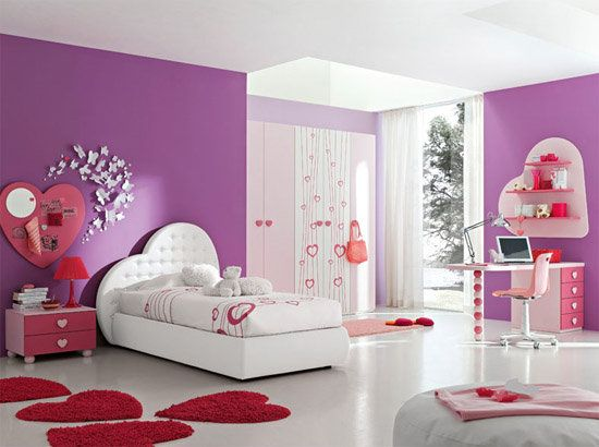 11 Girls Bedroom Furniture Design Ideas For A Traditional Kids Bedroom