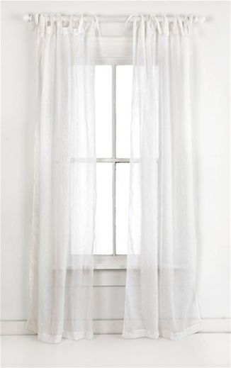 pch savannah linen white gauze curtains: White Gauze Curtains, Pch Savannah, Living Rooms, Guest Bedrooms, Design House Ideas, Linens White, Downstairs Guest, Beautiful Linens, Diy Projects