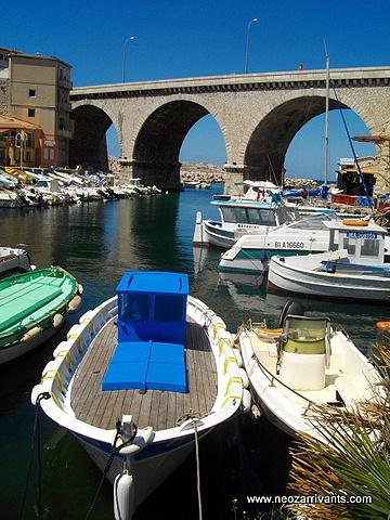 Vallon des auffes, Marseille. -- @NeoZarrivants -- http://www.neozarrivants.com/marseille/