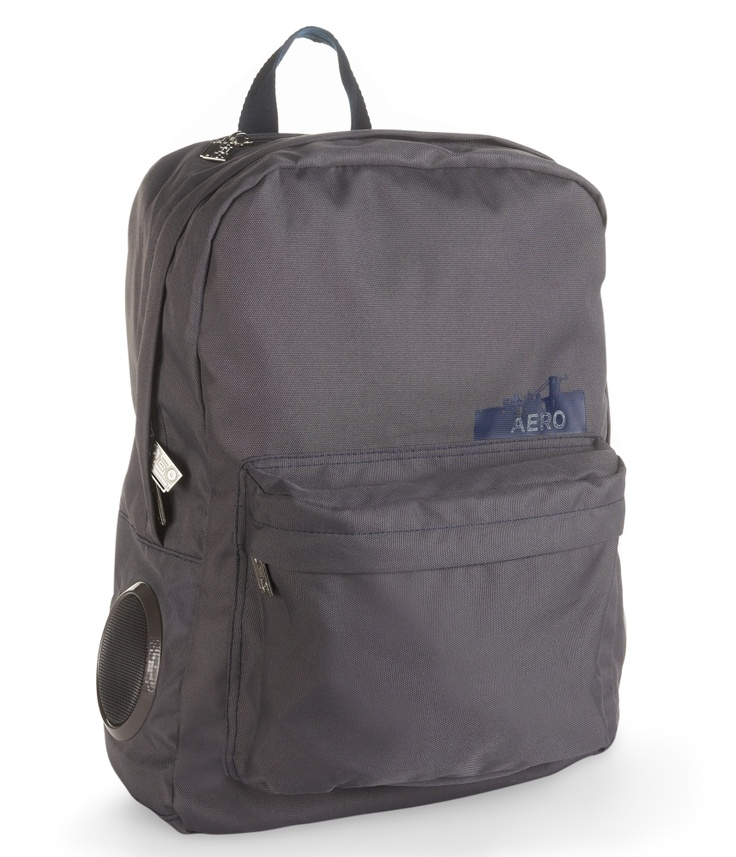 Aero Speaker Backpack