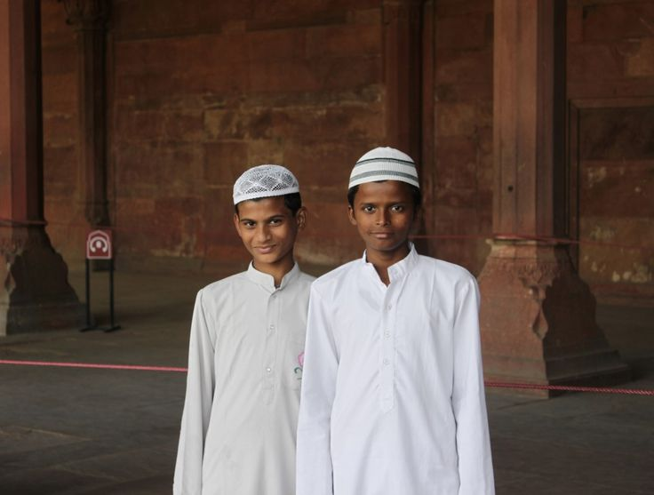 India, Red Fort by The Wellness Wanderer