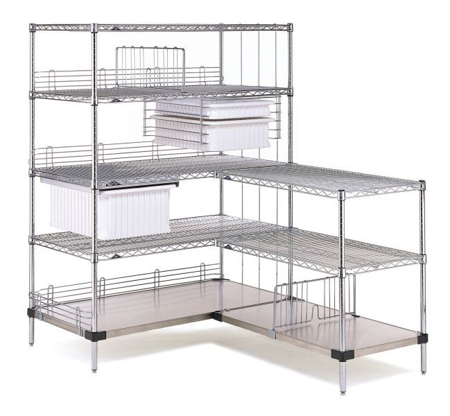 1535 best Super Erecta Wire Shelving images on Pinterest | Wire ...