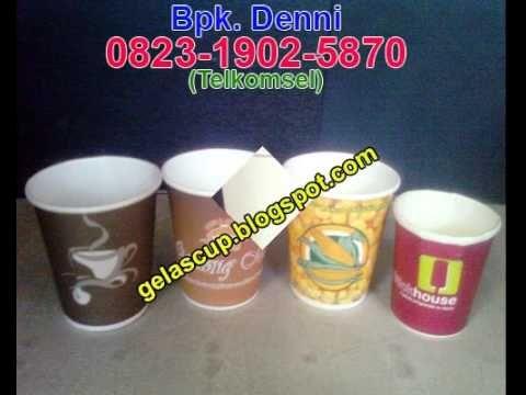 0823 1902 5870 (Telkomsel), Agen Gelas Cup, Gelas Kertas Jogja, Paper Cupcake Craft