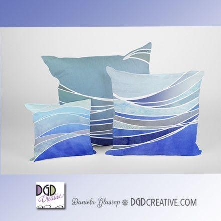Daniela Glassop | Make It In Design | Surface Pattern Design | Summer School | Water Rays | Advanced brief 1 www.danielaglassop.com