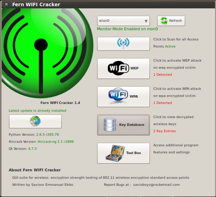 Скачать программу wifi hacker на компьютер