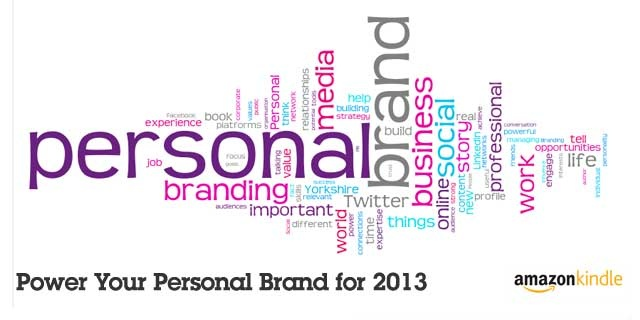 Worlde of Engage Comms personal branding ebook - Power Your Personal Brand for 2013