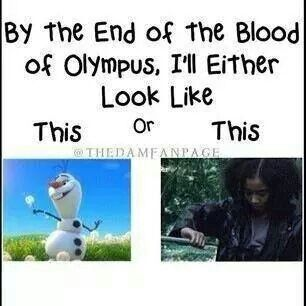 the blood of olympus ending a relationship