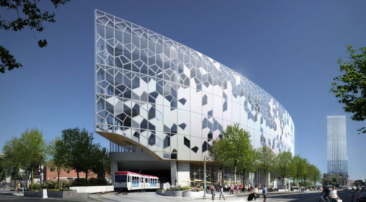 New Central Library, Calgary. Opening 2018.
