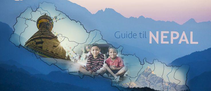 Planlegger du å reise til Nepal? Her er en reiseguide til Nepal hvor du finner praktiske tips om transport, mat, klima, overnatting, pris og pakketips.