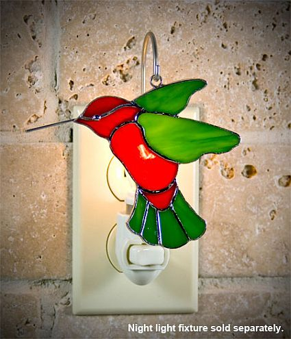 stained glass hummingbird - Google Search