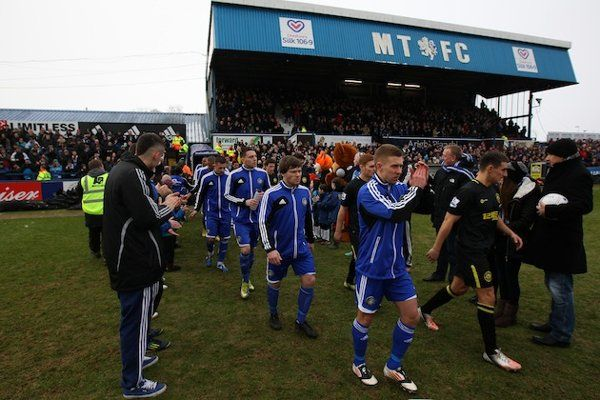Macclesfield Town offering chance to play 10 minutes in league or cup match for £20,000
