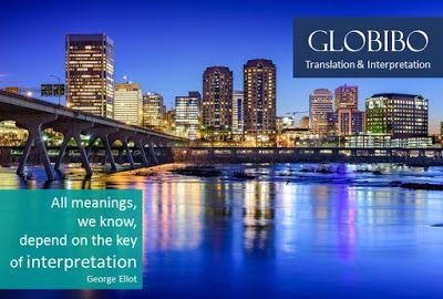 All meanings, we know, depend on the key of interpretation.  #globibo #interpretation #language #interpreter  https://www.globibo.com/interpretation.php
