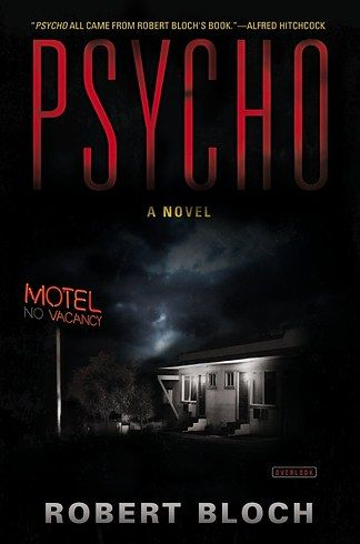 Psycho by Robert Bloch (1959) | 18 Horror Novels Every True Fan Should Read Before Watching The Movie Version