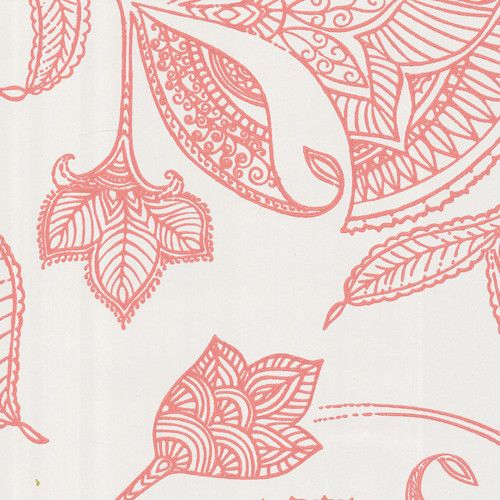 Maharani Mehndi Indian Design Wallpapers| Porter's Paints