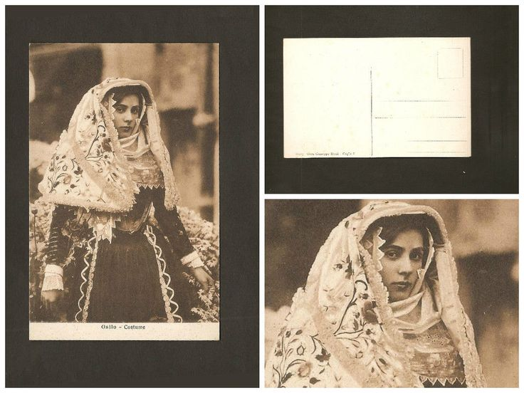 Cartolina Sardegna, costume Osilo –non viaggiata FOR SALE • EUR 15,00 • See Photos! Money Back Guarantee. Normal 0 14 false false false IT X-NONE X-NONE 152445840991