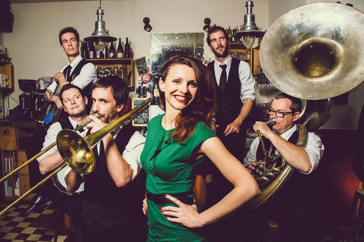 The Sassy Swingers / Beauty & The Beast . Ca SWING au Comedy Club / CHANSON MUSIQUE / ACTUALITE