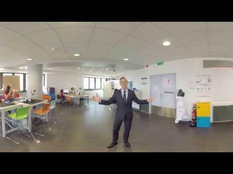 Hoping you'll love this... HigherEdMe - 360° immersive campus video of Pôle Léonard de Vinci - Paris https://youtube.com/watch?v=MIRXllk_lwE