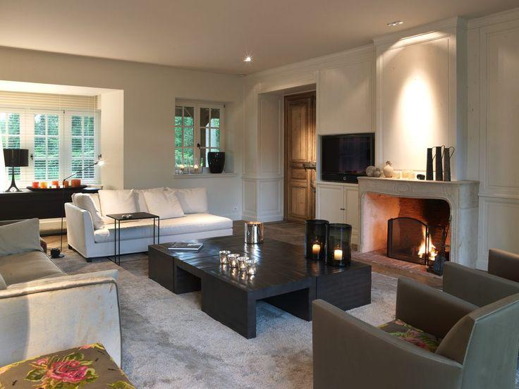 Sels Exclusieve Villabouw - Normandische villa 's Gravenwezel - Hoog ■ Exclusieve woon- en tuin inspiratie.