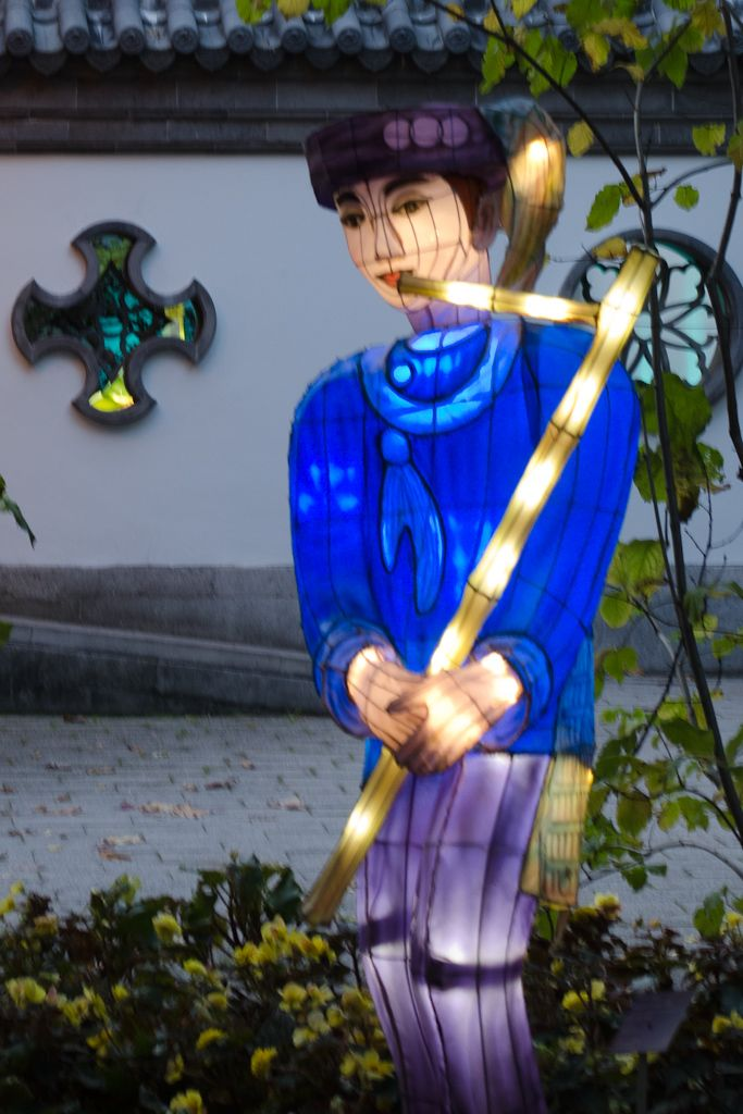 Botanical Gardens - Lantern Festival Montreal