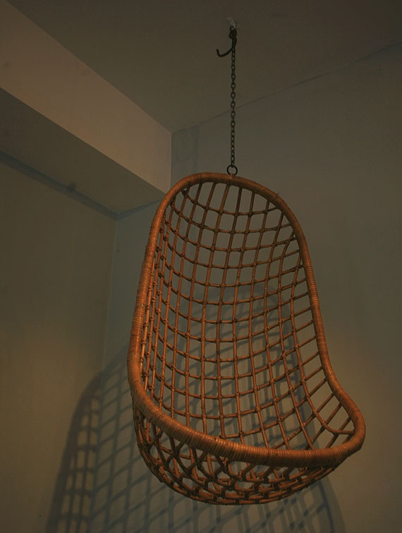 12 best images about hanging chairs on pinterest polymers ikea ps and chairs - Second hand egg chair ...