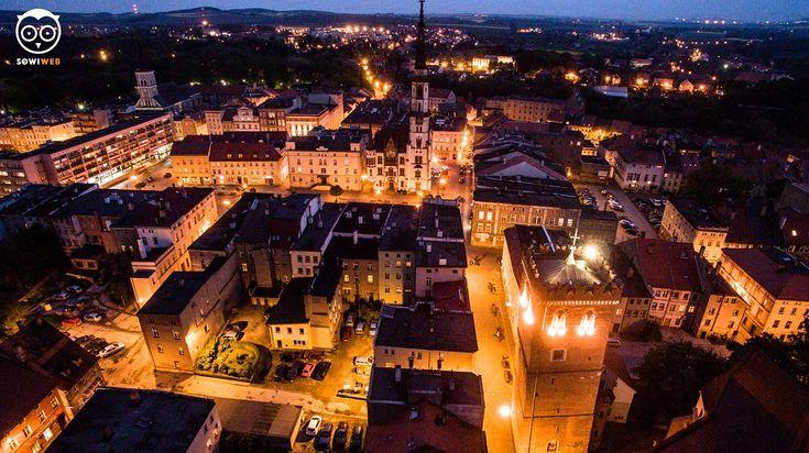Filmowanie z lotu ptaka – Ząbkowice Śląskie i okolice