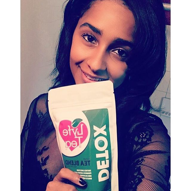 """""""I've been using Lyfe teaI've been using Lyfe tea for a week now and it's definitely given me more energy and I can see myself slowing slimming down! Love it!"""" -Marissa S. (Website Review)  Babe Credit @dionnaemaree  lyfetea.com  #lyfetea #getfit #fitness #love #detox#babe#girl#princess"""