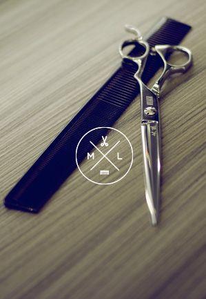 Muriel Labro - beautiful clean website for hair salon