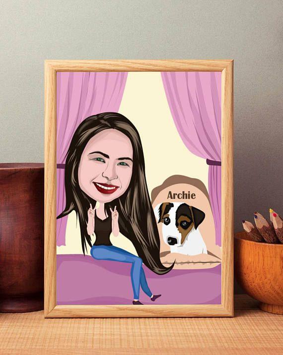 Custom caricature from photo https://www.etsy.com/listing/572355244/custom-caricature-cartoon-caricatures #caricature #etsy #etsyshop #etsyfinds #giftideas #Gift #gifts #digitalart #personalizedgift #shopsmall #shopping #love #drawing