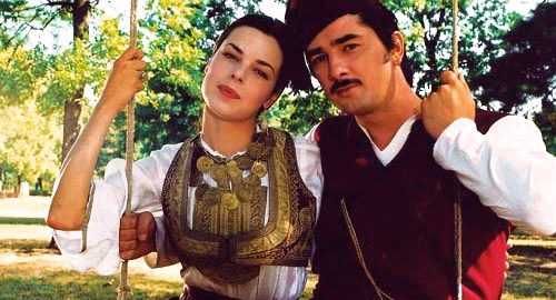 Zona Zamfirova is set in the southern Serbian city of Niš in the 19th century. The plot follows the story of Zona Zamfirova (Katarina Radivojević), a local rich man's daughter, and the vicissitudes of her affair with Mane (Vojin Ćetković)... This is my fav movie ❤ Lele Zone