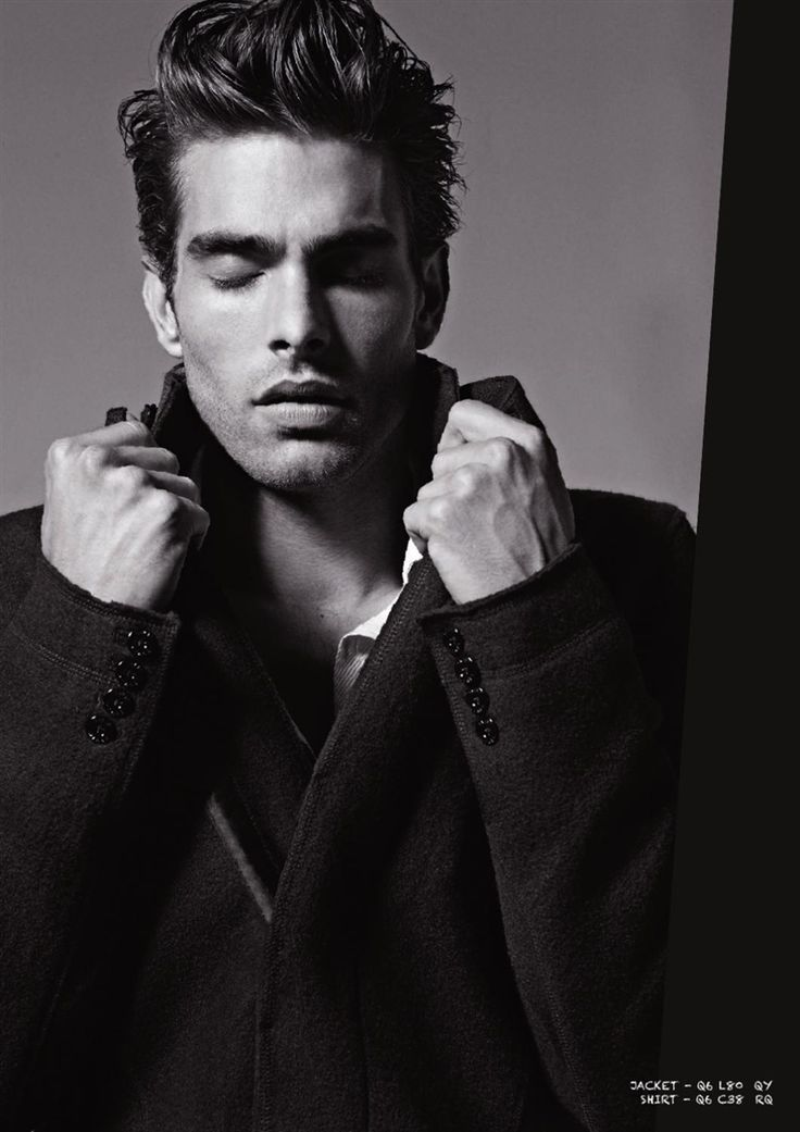 Jon Kortajarena for Armani Jeans Fall 2011