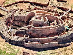 Motilla del Azuer es un yacimiento arqueológico único: posee la estructura hidráulica más antigua de la Península Ibérica.