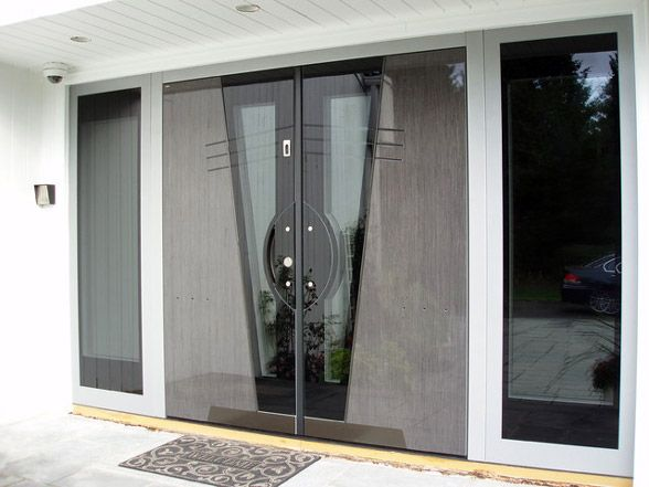 modern front door design ideas httpwwwhomeizycom - Front Door Design Ideas