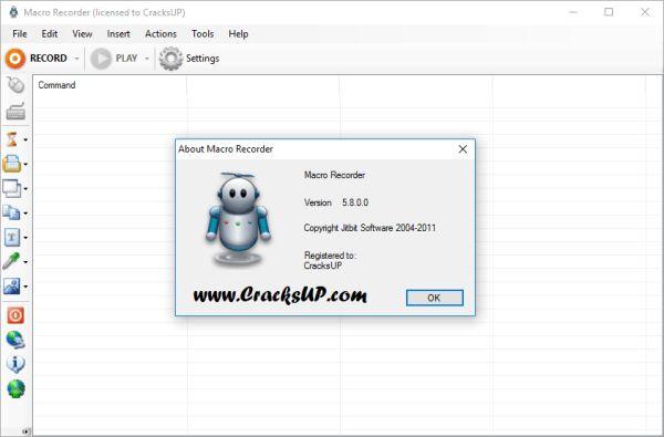 Jitbit Macro Recorder 5.8 Keygen & Activator Download