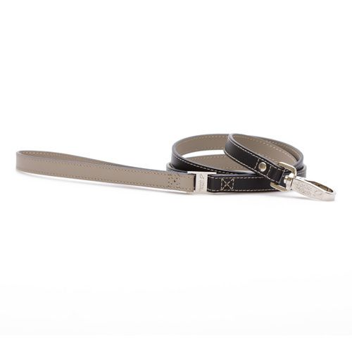 Classic black with a touch of beige this dog lead will look the part anywhere. Why do we really really love it so much though? It has to be the softness of the genuine leather that protects your hands, and the easy to use buckle. This lead can also be perfectly paired with any of our Saville Row leather collars. Always walk in style! #doglead #dogleash #lead #leash #leather