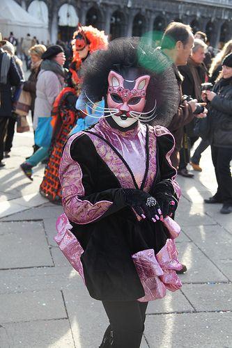 Carnaval Venecia máscaras y trajes4