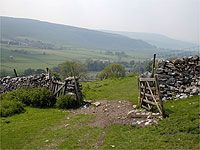 CragFace -Arncliffe to Kettlewell Circular.  A rugged little trek, having some of the best Dales scenery and views around.