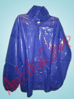 Jas Hujan JESSN berbahan karet elastis, tidak mudah sobek, cocok dipakai waktu hujan lebat dan angin kencang buat nelayan, pengendara bermotor dan lain-lain.   Order 081362525203