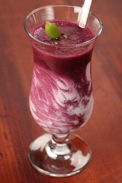 Recepty na osvěžující mléčné koktejly a dezerty