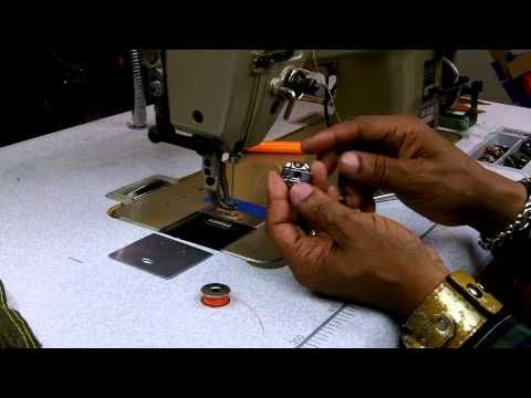 ▶ How To Master the Industrial Sewing Machine - YouTube